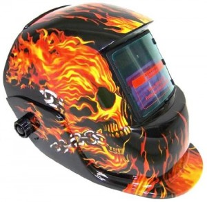 Licota Flames Welding Helmet Review